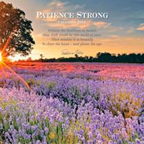 Calendar - Patience Strong