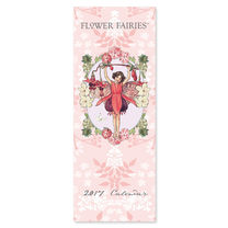 Slimline 2017 Calendar - Flower Fairies