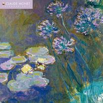 Monet Wall Calendar