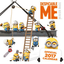 Wall Calendar - Minions