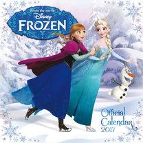 Wall Calendar Frozen