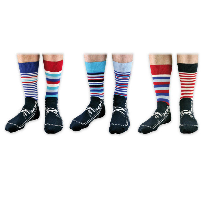 Ahoy! Sailor Socks