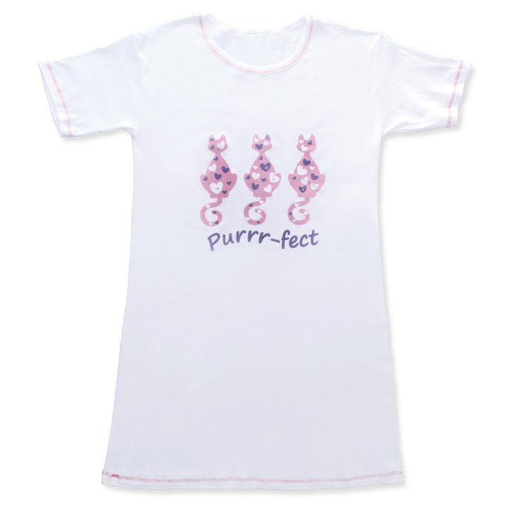 Purrfect Sleepshirt