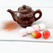 Chocolate Teapot