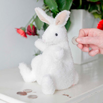 Rabbit Coin Bank