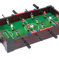 Magnetic Dartboard & Table Football