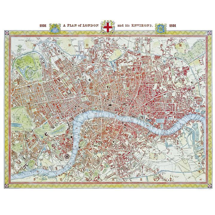 Jigsaw - London