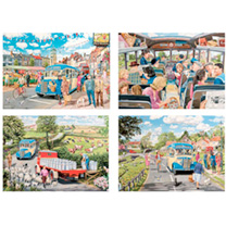 The Country Bus Jigsaw