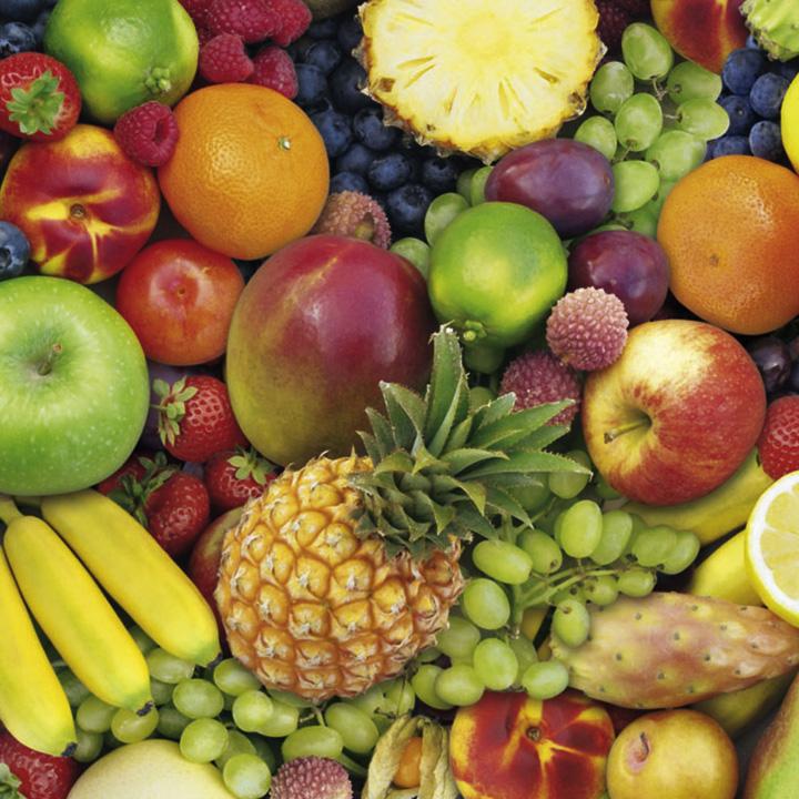 Fruit Jigsaw