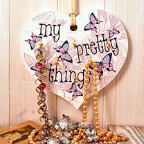 Butterfly Jewellery Holder