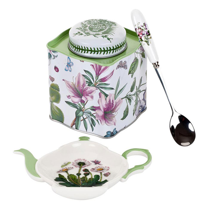 Tea Caddy Set