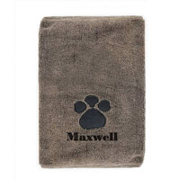 Personalised Pet Towel