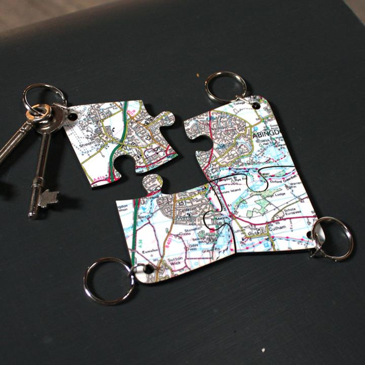 Map Kingrings - Landranger
