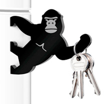 Key Kong Magnetic Key Holder & Bottle Opener