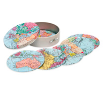 World Traveller Coasters