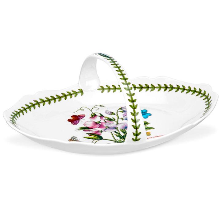 Botanic Garden - Low Oval Basket