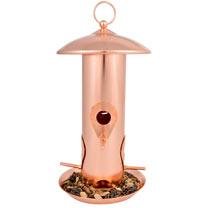 Copper Feeder - Seed Feeder