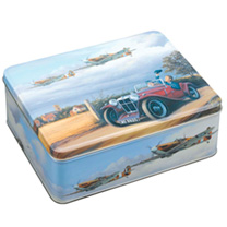 Shoe Polish Tin