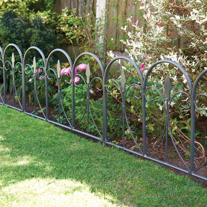 Regency Style Wire Fence Panels