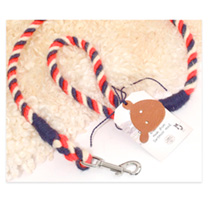 Wool Dog Lead