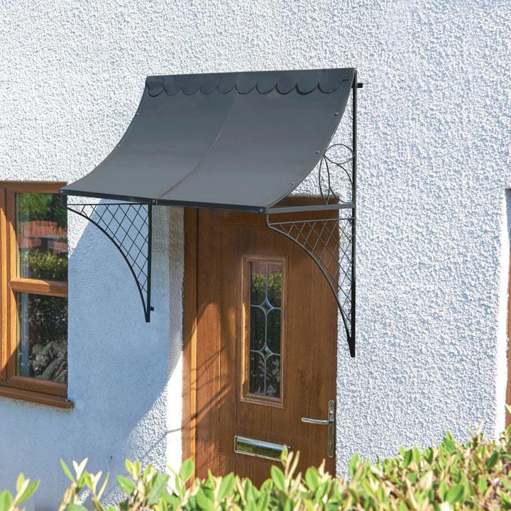 Burford Door Porch