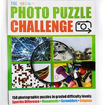 Book - Photo Puzzle Challenge