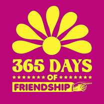 Book - 365 Days of Friendship