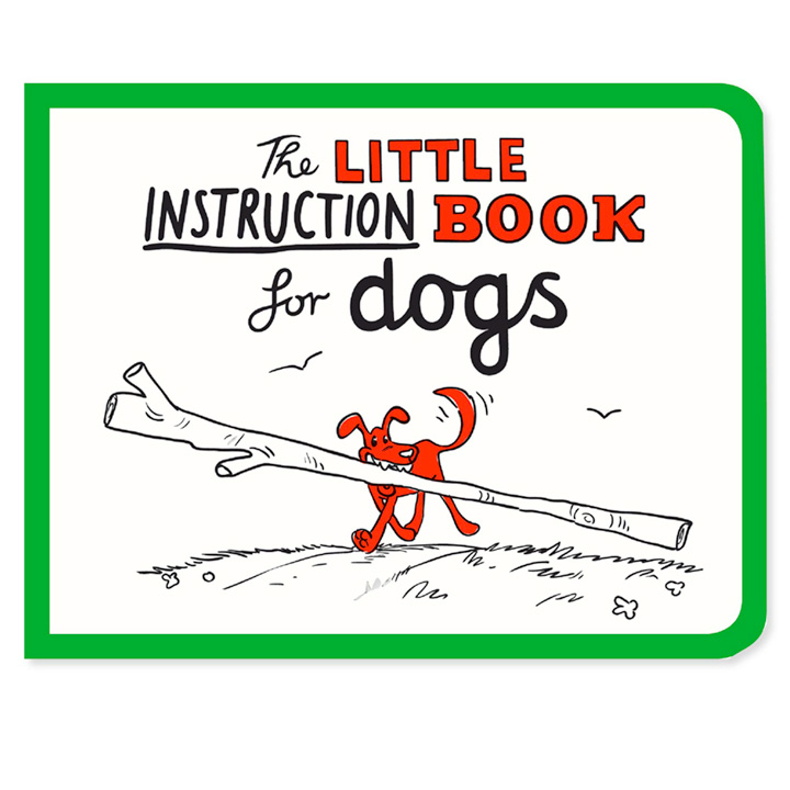 Instruction Book For Dogs