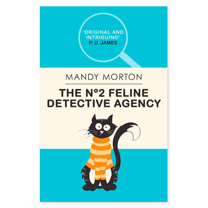 Feline Detective Books