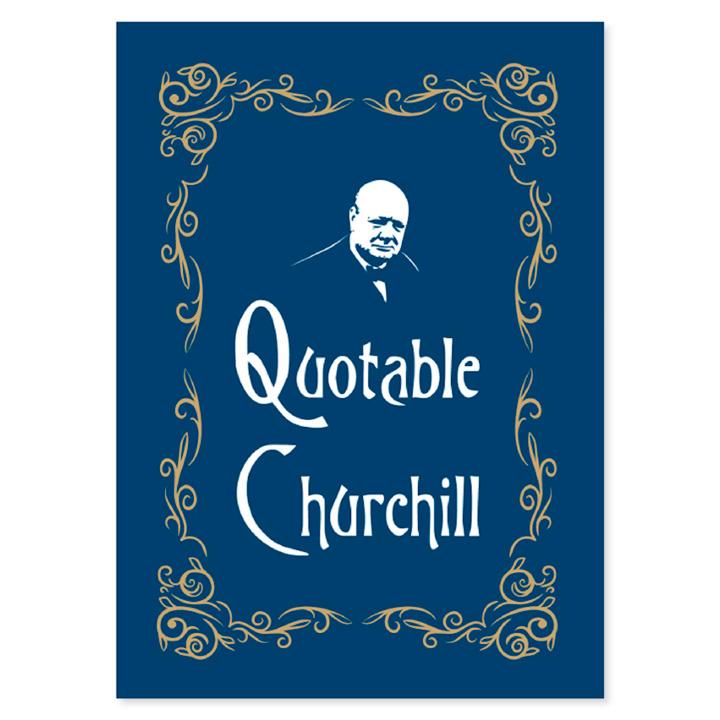 Quotable Churchill