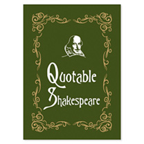 Quotable Shakespeare