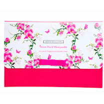 Sweet Pea & Honeysuckle Drawer Liners & Scented Sachets