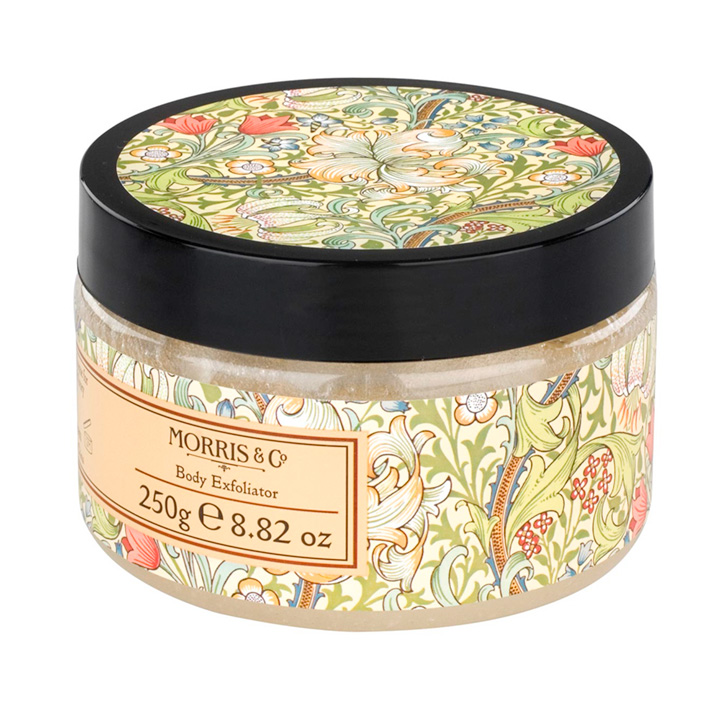 Golden Lily (Morris & Co) - Body Exfoliator