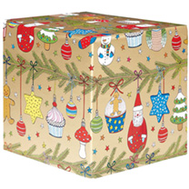 Fancy Christmas Wrap