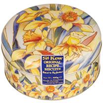 St Kew Daffodil Tin