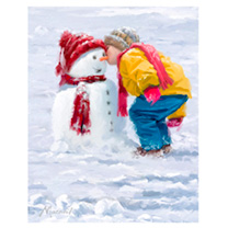 Those Magical Moments Christmas Cards