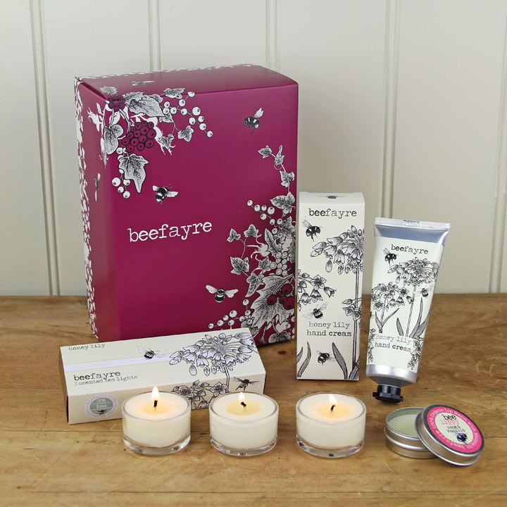 Honey & Lily Pamper Set