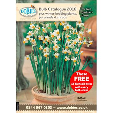 Dobies Bulb Catalogue 2016 including Flower & Veg Plants