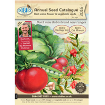 Dobies Seed Catalogue 2015