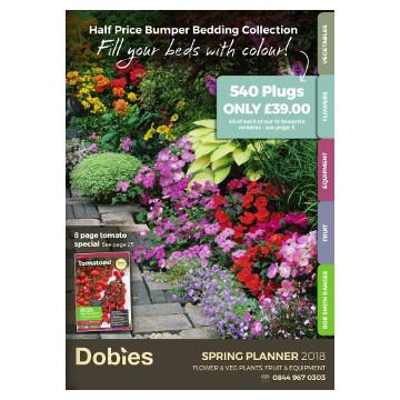 Dobies Spring Planner 2017 Catalogue
