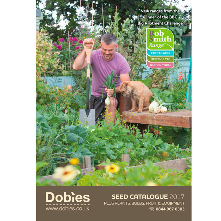 Dobies Seed Catalogue 2017