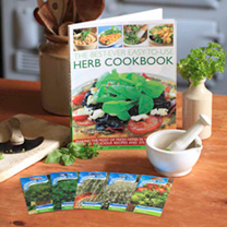 The Best Ever, Easy To Use Herb Cookbook