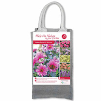Happy Butterfly Flower Bulb Mixture Plus Bag