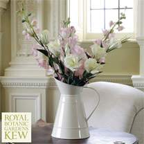 Delphinium Pitcher - Luxury Silk Range
