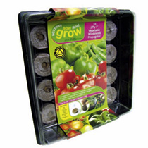 Jiffy 7 Vegetable Propagator