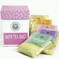 Bath Tea Bag Gift Box