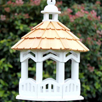 Bandstand Bird Feeder