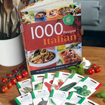 1000 Italian Recipes