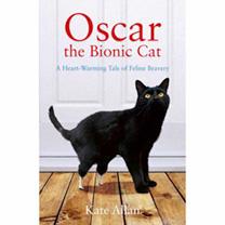 Oscar The Bionic Cat