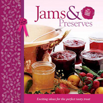 Jams & Preserves Book